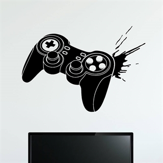 Controller - wall stickers