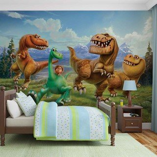 Fototapet-disney-good-dinosaur-veggmaleri-3170wm-disney-the-good-dinosaur