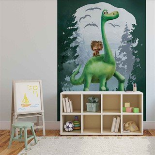 Fototapet-disney-the-good-dinosaur--veggmaleri-3155wm-disney-the-good-dinosaur