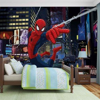 Fototapet-spiderman-marvel-veggmaleri-266wm-marvel-spiderman