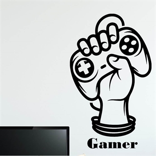 Gamer Controller #1 - wall stickers
